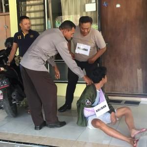 Foto: saat diperagakan