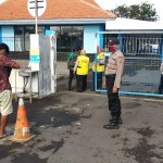 Foto: 37 Penumpang Kapal Sabuk Nusantara 92 Dikarantina di Gor