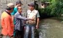 Anak Usia 6 Tahun Hanyut Saat Buang Air Besar Disungai Pecari Yosomulyo
