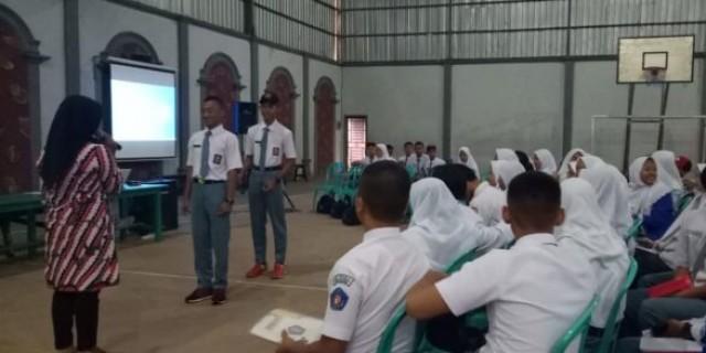150 Siswa Ikut Pelatihan Relawan Muda Banyuwangi, Di SMA N 1 Genteng
