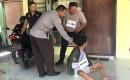 Pemuda Ini Korban Salah Sasaran, Dikroyok 14 Orang Sampai Patah Tulang