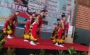 Tari Gandrung Ikut Memeriahkan Hari Pers Nasional (HPN), Di Cluring