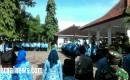Kecamatan Cluring Laksanakan Upacara, Dalam Rangka Peringati Hari Korpri Ke – 46 Tahun.