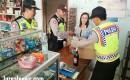 Polsek Purwoharjo Ungkap Perdagangan Miras Dalam Giat OPS CIPKON.