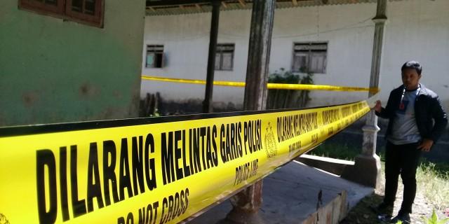 Rizal Muzaki, Ternyata Pelaku Bom Molotov Di Polsek Cluring Dan Samsat Benculuk. Th 2016