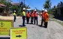 Jalan Rusak Menuju Wisata Pulau Merah Mulai Diperbaiki