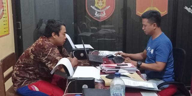 Dusbook Handpone Jadi Petunjuk Polisi Tangkap Maling Burung Di Cluring