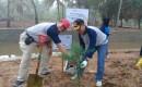 Peringati Hari Lingkungan Hidup PT Bumi Suksesindo Tanam Pohon Dan Bersih – Bersih Di Dua Wisata