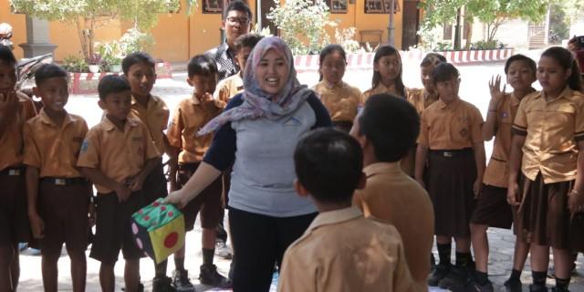 Simulasi Tanggap Bencana, Anak SD Wajib Mengerti