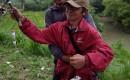 Tim Pemburu Ikan Sidat Tanpa Kenal Cuaca