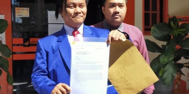 Praktisi Hukum Banyuwangi Kirim Surat Kepada Presiden Jokowi, Beri Saran Penanganan Covid – 19