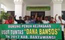 Aliansi Rakyat Banyuwangi (ARB) Minta Kejaksaan Usut Tuntas Dugaan Penyelewengan Dana Bansos Tahun 2017