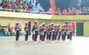 Satlantas Polres Banyuwangi Adakan Lomba PBB Tingkat SD Di GOR Tawang Alun