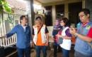 Puskesmas Singojuruh Sigap Door To Door Pantau Warga Terdampak Banjir Bandang