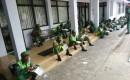 Festival Pengantin Nusantara 2018; Pengamanan Mengeluh Jatah Konsumsi