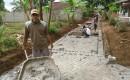 Masyarakat Desa Sembulung Bisa Bernafas Lega Jalan Paving Sudah Selesai Dikerjakan Sesuai Spek