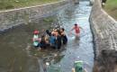 Ditemukan Warga Seorang Mengambang Di Sungai Dam K62 Desa Yosomulyo