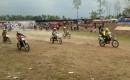 Bibit Croser Muda Bermunculan Di Ivent Motocross HUT Bhayangkara Ke – 72