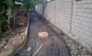 Saluran Irigasi Dicor Warga; Dipergunakan Untuk Jalan