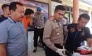 Residivis Kambuhan Ditangkap Resmob Polres Banyuwangi Tanpa Perlawanan