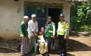 Dapat Bantuan Dari UPZ, Rumah Boiyem Akhirnya Di Pugar