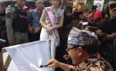 Desa Tampo Gelar Festival Canting Sewu