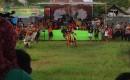 Desa Tampo Mengelar Budaya Lokal Dalam Festival Cinta Negeri