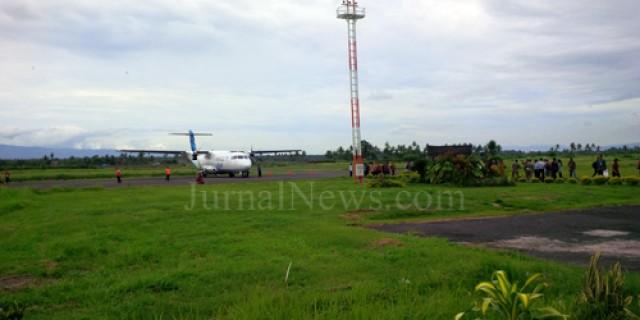 Bandara Blimbingsari Tidak Lakukan Rekrutmen Pegawai