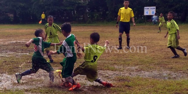 Liga Sepakbola Pelajar Kembali Digelar